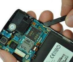 Bonifiche elettroniche da software spia su telefoni cellulari